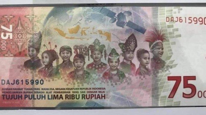 Mengenal Suku Tidung, Suku Asli di Kalimantan Utara, Ada di Uang Rp 75 Ribu Baru