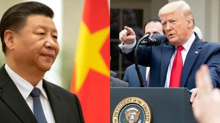 Berseteru dengan China Soal Corona, Amerika Mengancam Organisasi Kesehatan Dunia