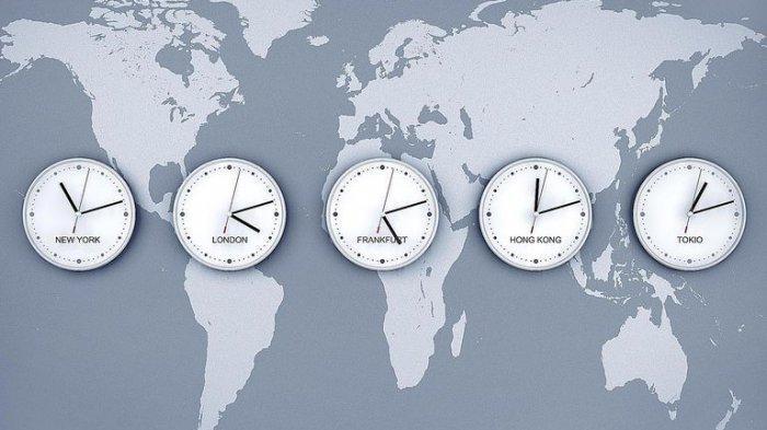 Diusulkan untuk Dihapus, Begini Sejarah Penetapan Zona Waktu di Dunia