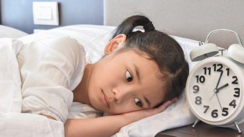 Anak Susah Tidur Malam, Bisa Jadi Karena Ibunya Juga Kurang Tidur