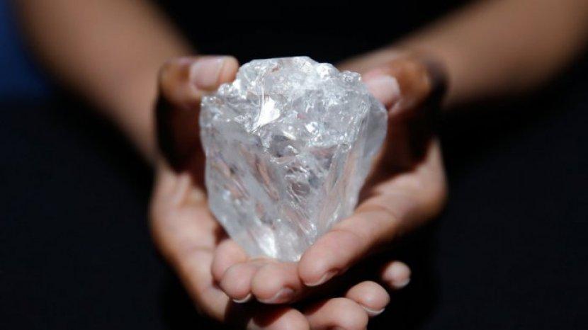 Berlian Bisa Terbentuk dari Garam Laut? Begini Faktanya