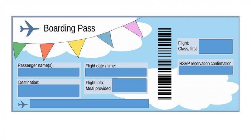 Ini Data yang Tersimpan dalam Boarding Pass, Jangan Diposting ke Medsos