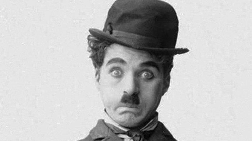 Charlie Chaplin, Tokoh Dunia yang Menjadi Legenda Film Bisu
