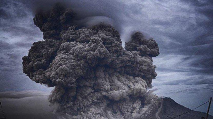 5 Letusan Gunung Berapi Terdahsyat di Indonesia, Setara Bom Atom