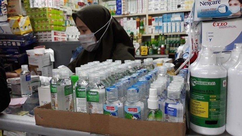 Polisi Pastikan Stok Masker di Bontang Aman, Kapolres Bontang Minta Apotek Batasi Pembelian