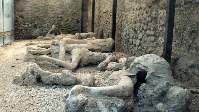 Fakta Letusan Gunung Vesuvius, Hanya 15 Menit Musnahkan Kota dan Penduduknya