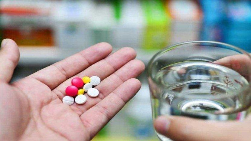 Minum Obat Tanpa Air Putih, Akibatnya Bisa Fatal
