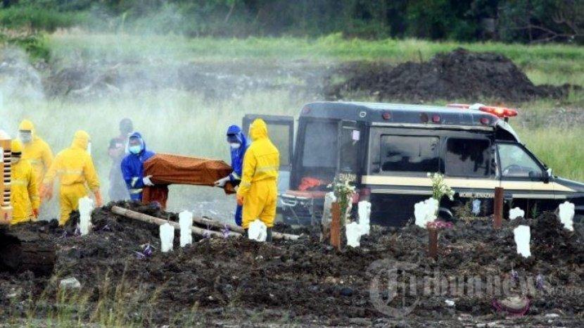 Berikut Daftar Daerah Berstatus Zona Merah di 7 Provinsi Indonesia