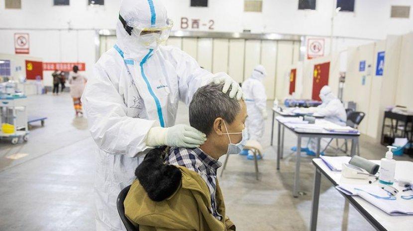 Gejala Baru Infeksi Virus Corona, Ada Sensasi Panas Pada Punggung dan Dada