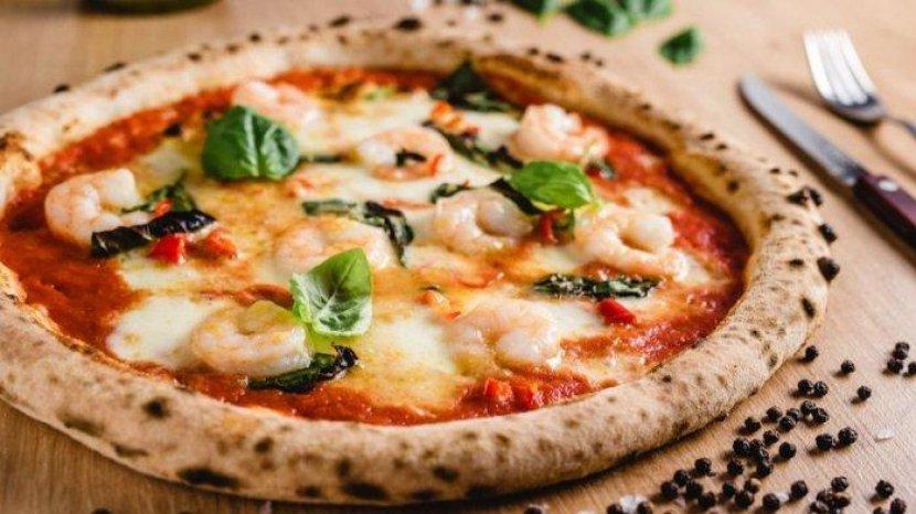 Sejarah Lahirnya Pizza, Dulu Harganya Murah untuk Warga Miskin yang Tak Punya Piring