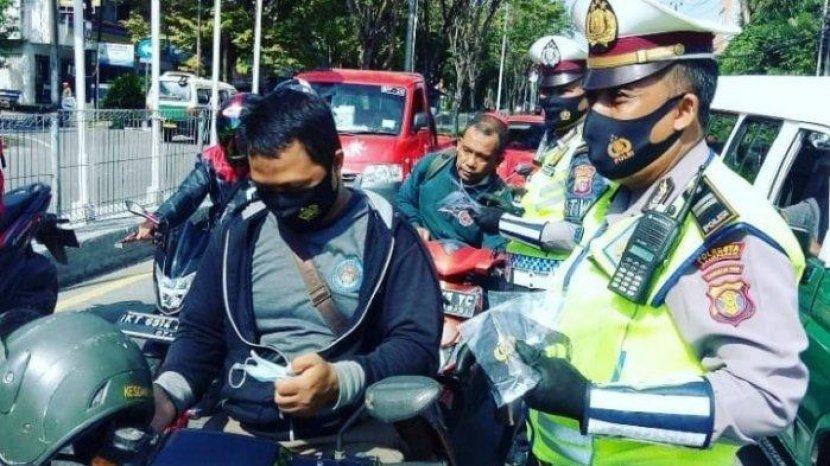 Terlalu Sering Melanggar Lalu Lintas, SIM Bakal Dicabut