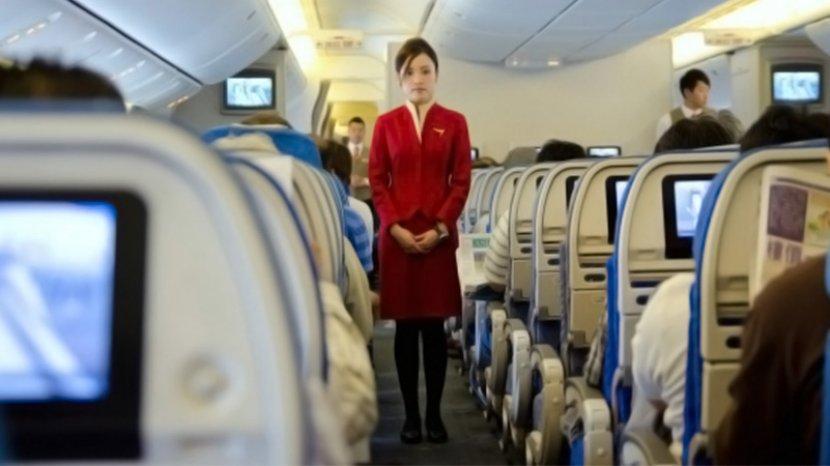 Punya Otoritas Khusus, Melanggar Instruksi Pramugari, Penumpang Pesawat Bisa Dihukum Pidana