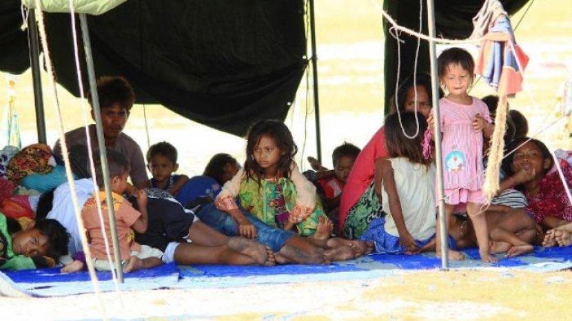 Jangan Sumbang Susu untuk Korban Bencana di Pengungsian, Mengapa?