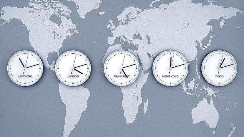 Diusulkan untuk Dihapus, Ini Sejarah Penetapan Zona Waktu di Dunia