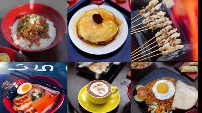 Daftar Menu Kafe Tokyo Space, Makanan Ala Jepang hingga Kopi