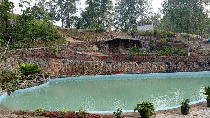 Taman Pancur Indah, Kolam Renang Tanpa Kaporit