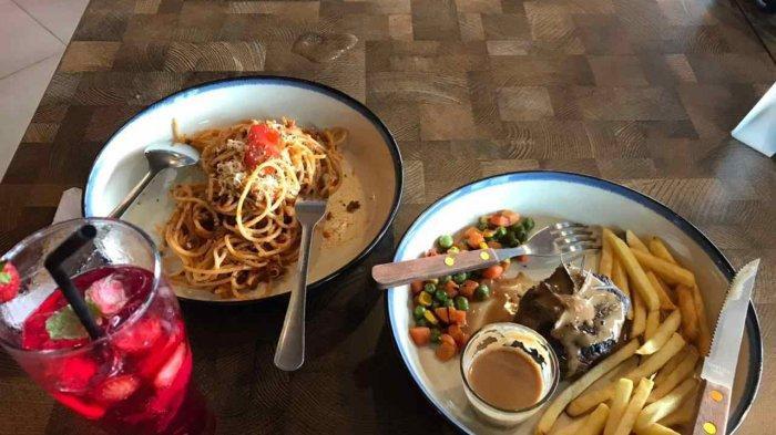 Tenderloin Steak, Menu Terbaik Restoran dan Kafe D'Krucil