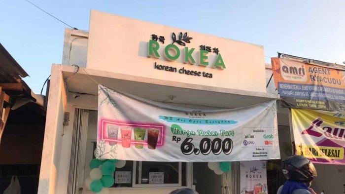 Minuman Korean Chesee Tea di Rokea Mulai Rp 6.000