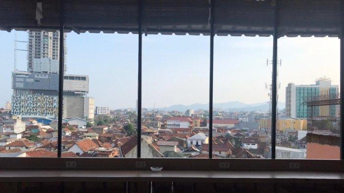 23 Jam Cafe Suguhkan Pemandangan Kota Bandar Lampung dari Rooftop