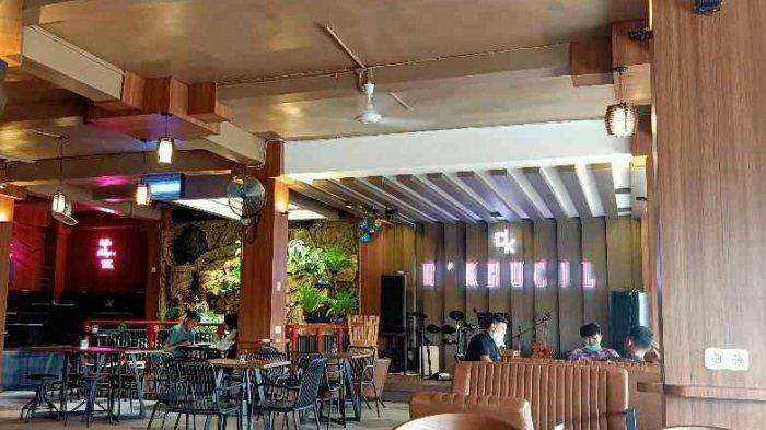 D'Krucil, Rekomendasi Kafe Baru di Bandar Lampung
