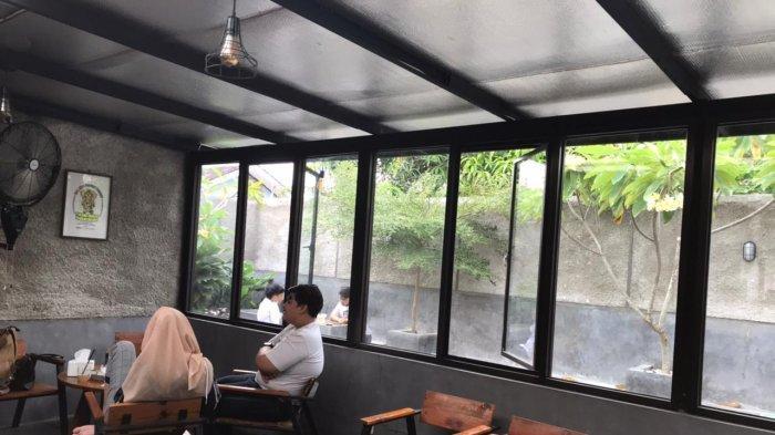 Kekinian dan Nyaman Kongko di Kedai Kyafe