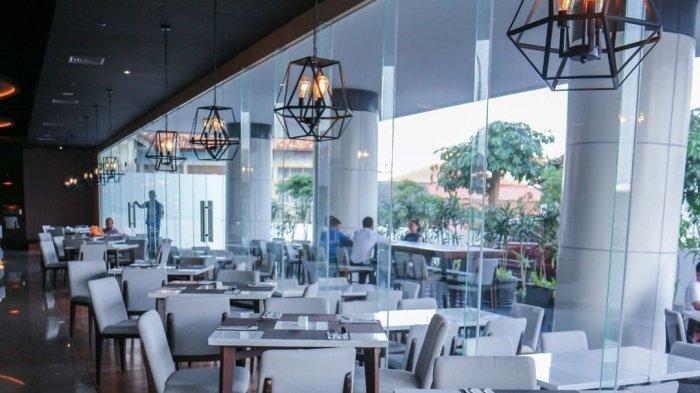 Restoran Ala Hotel Berbintang di Branche Restoran Golden Tulip Springhill Lampung