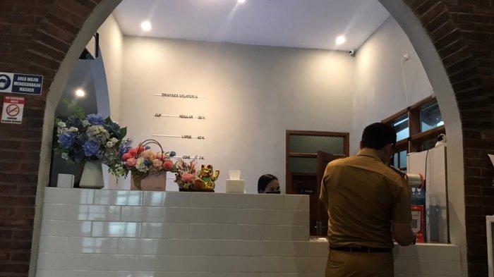Rekomendasi Kongko di Dwaynes Gelateria Kafe Gelato di Bandar Lampung