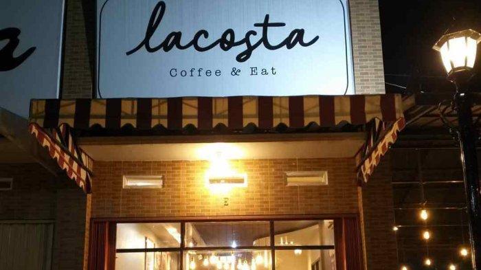 Lacosta Coffee & Eat, Rekomendasi Tempat Kongko di Metro