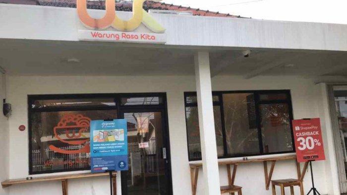 Warung Rasa Kita, Warteg Estetik dan Milenial di Bandar Lampung