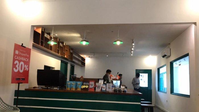 KL Coffee Pilihan Kedai Kopi Homie di Bandar Lampung