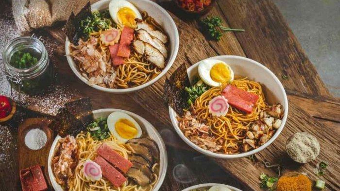 Spicy Ramen, Menu Favorite di Fuku Ichi Lampung