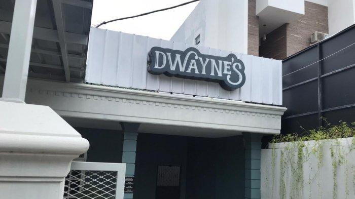 Nyaman untuk Keluarga Kongko di Dwaynes Gelateria, Outlet Gelato Bandar Lampung
