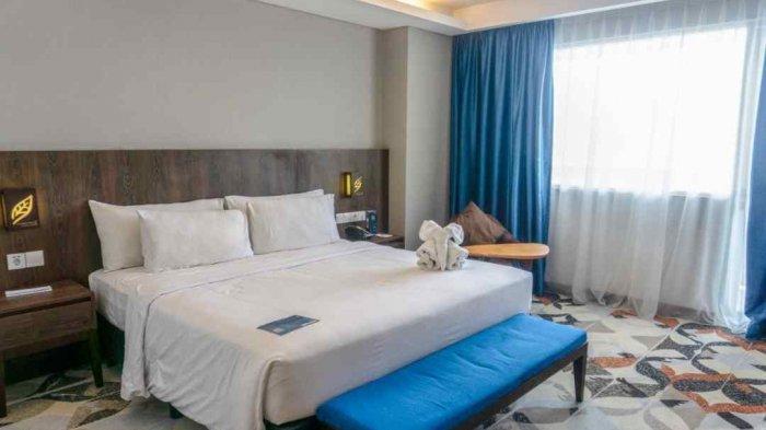 Cara Pesan Kamar Hotel Golden Tulip Springhill Lampung