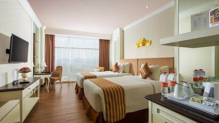 Tipe Kamar di Swiss-Belhotel Lampung, Deluxe hingga President Suite