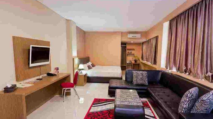 Harga dan Fasilitas Kamar Hotel Asoka Luxury Bandar Lampung
