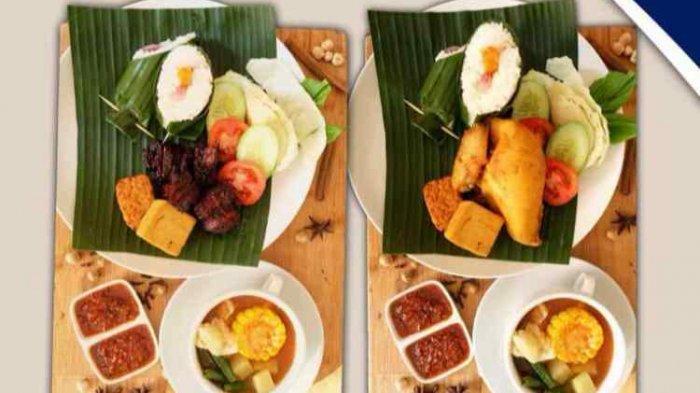 Nasi Liwet Bamboe Roencing, Menu Kemerdekaan Hotel Asoka Luxury