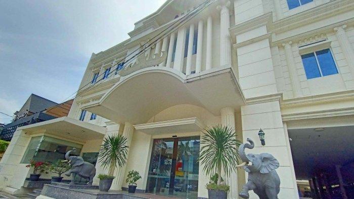 Meeting Room Hotel Astoria Bandar Lampung Berkapasitas hingga Seratus Orang