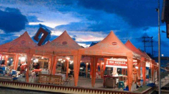 Wisata Kuliner di Pasar Kreatif dan Seni (PAKSI) Kuliner PKOR Way Halim