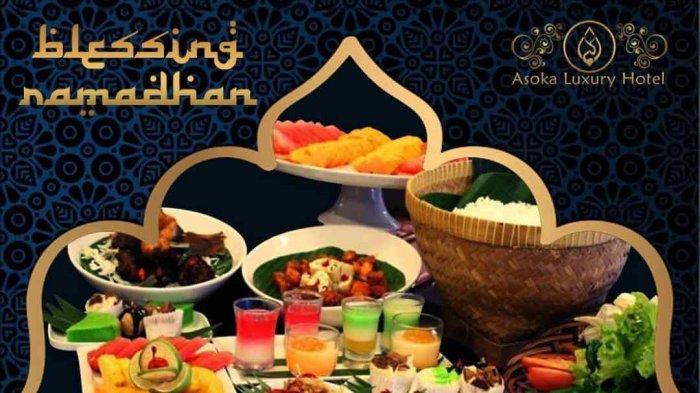 Buka Bersama Ala Nusantara Ramadhan Delights di Asoka Luxury Hotel