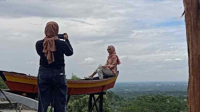 Grand Opening Lengkung Langit, Wisata Terbaru di Bandar Lampung
