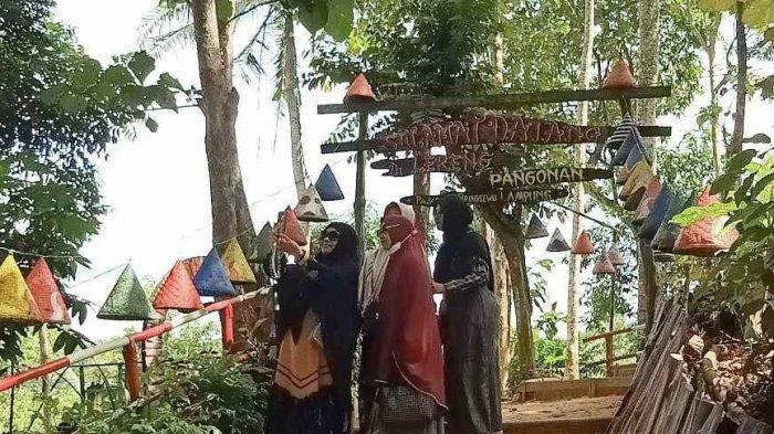 Lokasi dan Tiket Masuk Bukit Pangonan Pringsewu