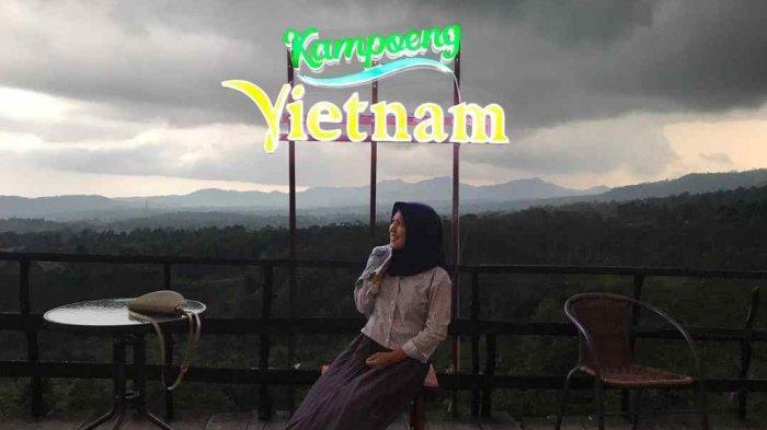 Fasilitas Kampoeng Vietnam, Wisata Terbaru di Bandar Lampung