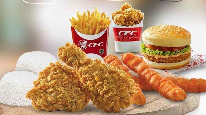 Makan Berdua Lebih Hemat dengan Buy 1 Get 1 Free di CFC Cuma Rp 25 Ribu