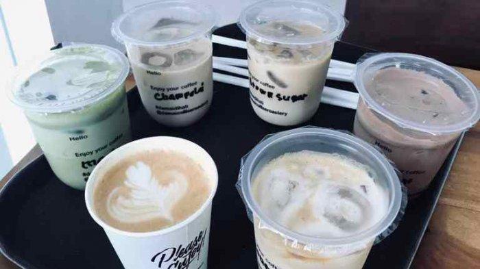 Nikmatnya Brown Sugar Latte Ala Damai Coffee Roastery