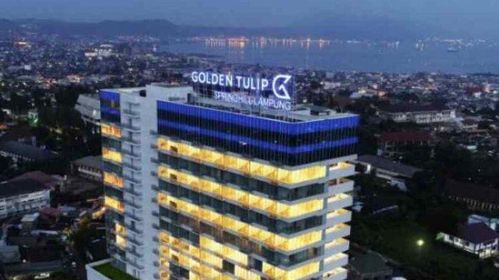 Hotel Golden Tulip Berikan Diskon 45 Persen Semua Jenis Kamar