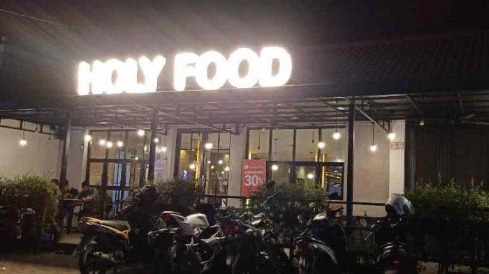 Daftar Menu Holyfood Cafe Beragam, Katsu Moza hingga Indomie