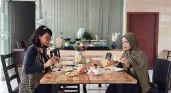 Express Lunch Kembali Hadir di Santan Resto Hotel Horison, Rp 50 Ribu Makan Sepuasnya