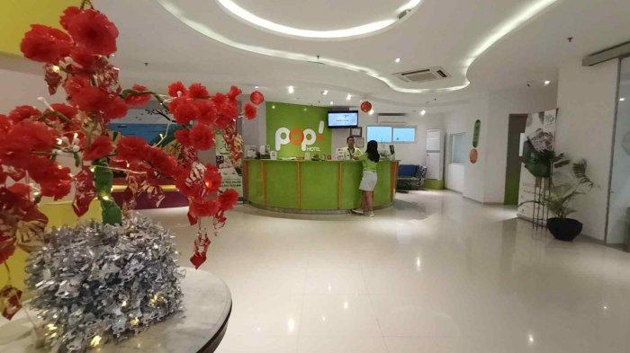 Transit Rate Hotel Pop Bandar Lampung Cuma Rp 179 Ribu