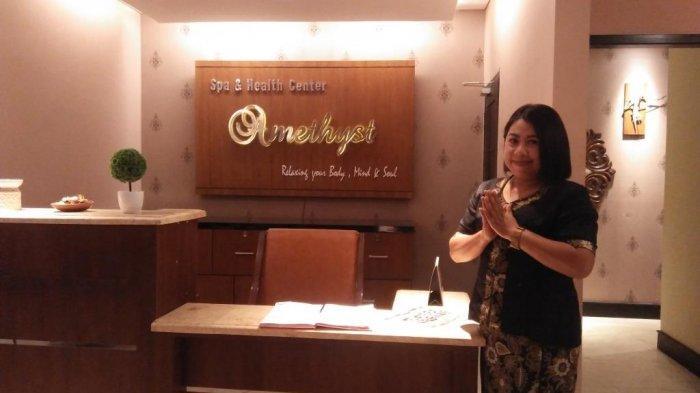 Harga Perawatan Amethyst Spa di Hotel Emersia Bandar Lampung, Mulai Rp 90 Ribuan