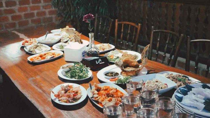 Paket Arisan di Kinar Resto, Enak dan Kenyang